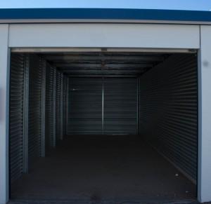 Inside Storage Unit 5X10 10X10 10X20, 10X25 10X30 Stephanie Mini Self Storage Las Vega