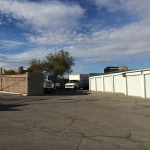Stephanie Mini Self Storage Las Vegas parking